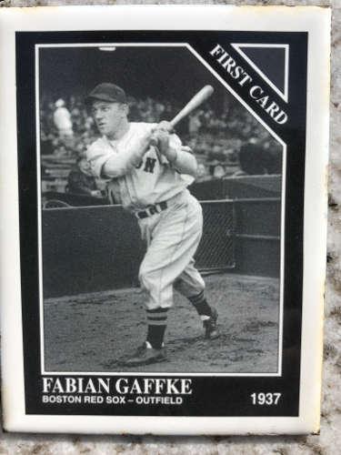 Fabian Gaffke card f