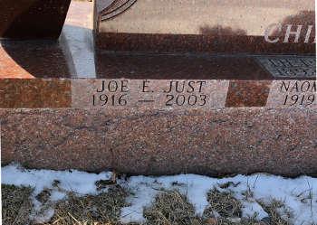 Joe Just 2